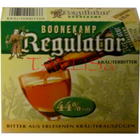 Regulator Krauter Bitter 44% 20ml x4 miniatura