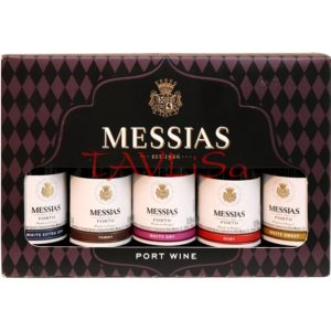 Porto Messias(3.) Sada krabička 50ml x5 miniatura